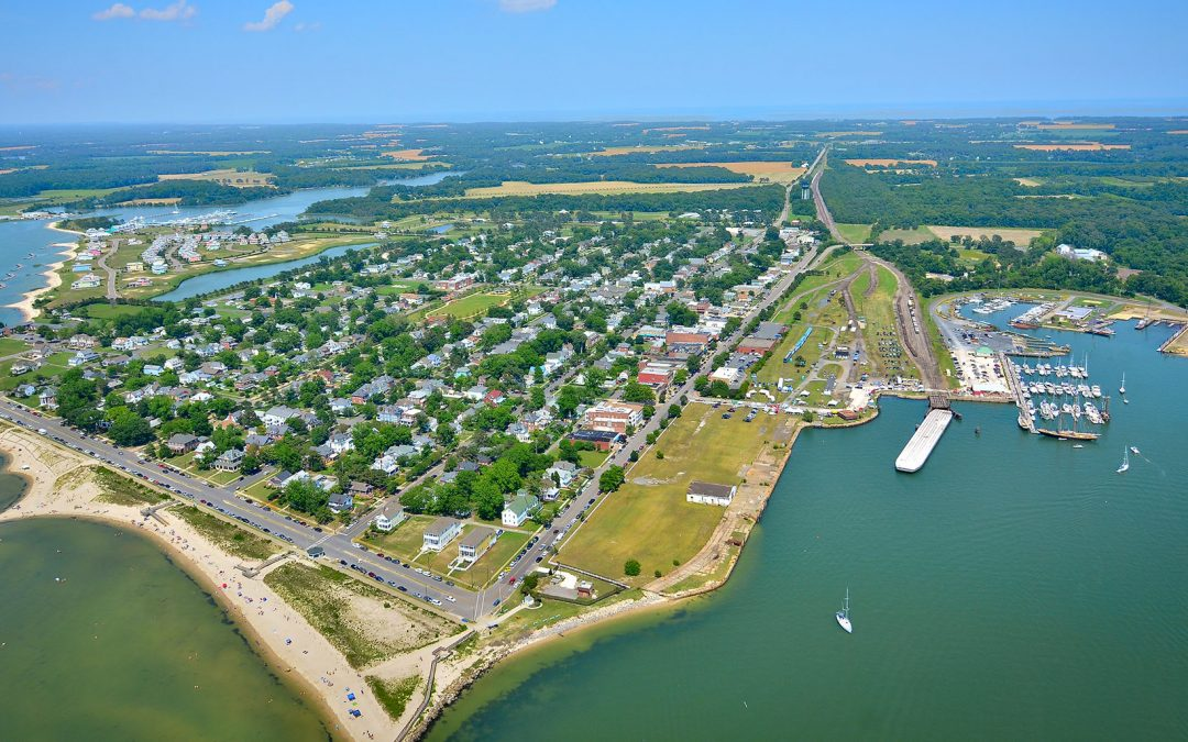 Cape Charles Is The Best Little Beach Town in Virginia